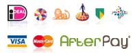 Betaal gemakelijk en veilig bij Inm-Store met iDeal, Paypal of Visa